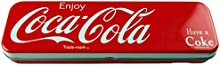 Comprar Coca Cola-Estuche de hojalata, color rojo