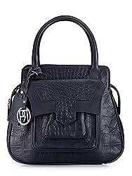 Phive Rivers Women's Satchel Bag (Navy) (PR1044)