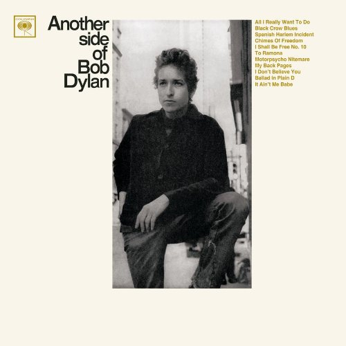 Another Side of Bob Dylan (1964) (Album) by Bob Dylan