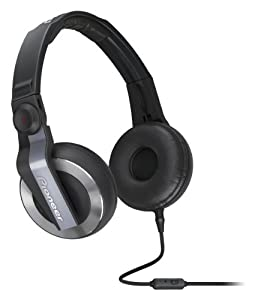 PIONEER HDJ-500T BLACK DJ headphones