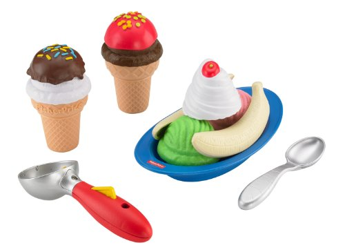 Fisher-Price Ice Cream Party Play Set