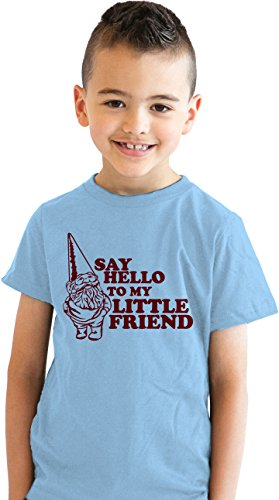 crazy-dog-tshirts-youth-say-hello-to-my-little-friend-t-shirt-funny-gnome-scarface-tee-kids-xl-enfan