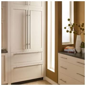 Liebherr HC 2062 Premium Plus Series 36 Fully Integrated French Door Refrigerator (Custom Panel Required)