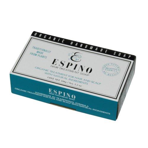 エスピノヘアトリートメントソープ 100g エスピノ石鹸 ジャパンヘナ