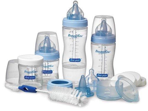 The First Years Breastflow Starter Set front-925285