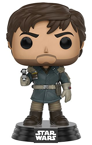 Funko POP Star Wars: Rogue One - Captain Cassian Andor