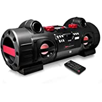 Party Blaster PBMSPG80 Bluetooth & NFC Streaming BoomBox MP3 Player