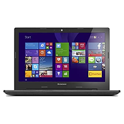 Lenovo G50-80 80E501FUIN 15.6-inch Laptop (Core i5-5200U/4GB/1TB/DOS/Integrated Graphics), Black