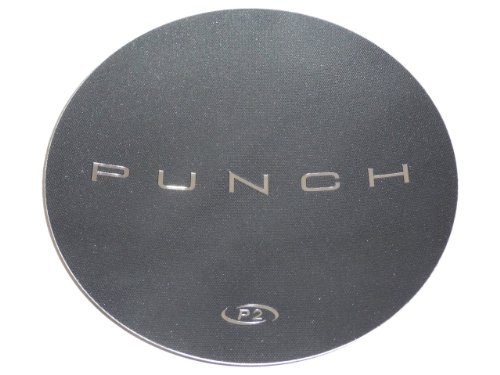 "Rockford Fosgate Punch P215 Subwoofer Dust Cap Kit - 10.1"" Diameter"