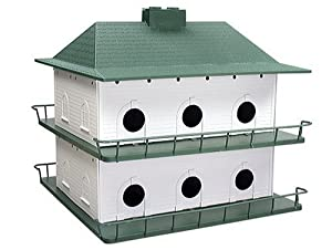 Heath PH12 Plastic 12 Room Purple Martin House