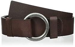 Carhartt Women's Ring Belt, Brown, X-Small