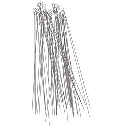 25 Griffin Beading Needles Perlnadeln Medium
