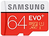Samsung Speicherkarte MicroSDXC 64GB EVO Plus UHS-I Grade 1 Class