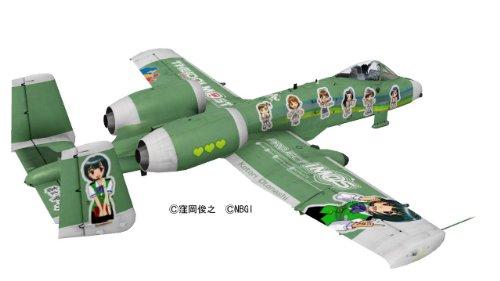 A-10A サンダーボルトII アイドルマスター 音無小鳥/THE IDOLM@STER SP (1/48 SP277)