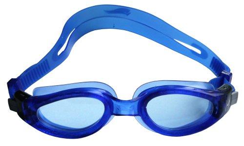 Schwimmbrille Kinder S-M Erwachsene L-XL 100% UVA- und UVB- Schutz
