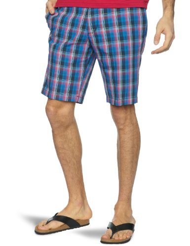 Original Penguin Check Shorts Men's Shorts Daphne Medium