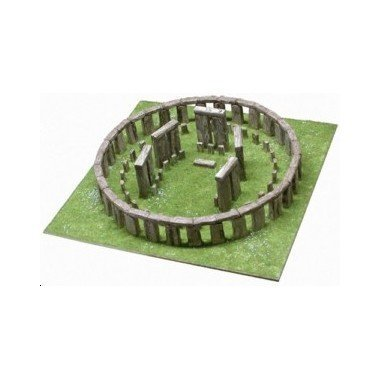 Stonehenge model kit 1:135 by Aedes Ars (Stonehenge Model compare prices)