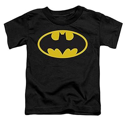 DC Batman Classic Logo Toddler T-Shirt