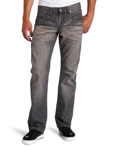 Request Men's Mark Slim Straight Jean, Cooper, 36x32