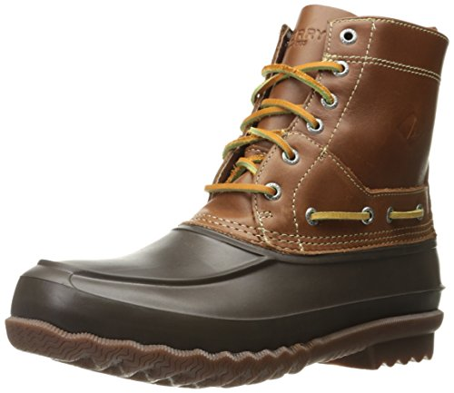 Sperry Top-Sider Decoy, Stivali da Pioggia Uomo, Marrone (Tan/Brown), 47 EU