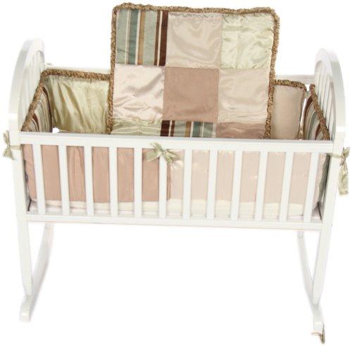 Imagen de Baby Doll Bedding Lexington Cuna Ropa de cama Set