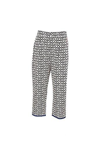 Pantalone Donna Hanita H.P609.1436 Bianco Primavera/Estate Bianco 50