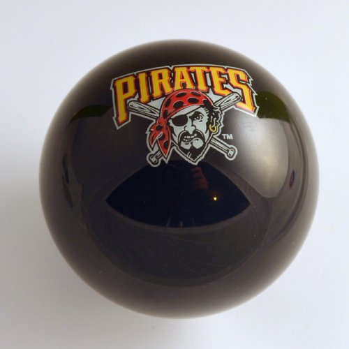 PITTSBURGH PIRATES GEAR SHIFTER - Black