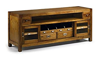 Wooden TV table : Collection STAR