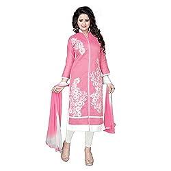k mart Chandei Cotton Self Degine Salwar Suit