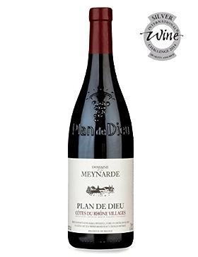 Domaine de la Meynarde Plan de Dieu 2012 Côtes du RhôneVillages