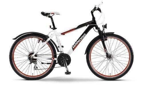 Mod.12 Winora Blaster MTB - Jugend Mountainbike - Rad 26 Zoll, 24-Gang Bike weiss/schwarz/rot RH 55 UVP: 399,00 Euro