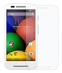 PGS Shatterproof Tempered Glass Scratch Protector For Motorola Moto E (1s...