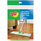 Scotch-Brite Microfiber Hardwood Floor Mop Refill M-005-R, 1-Count