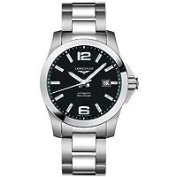LONGINES 腕時計 R. CAB.CONQUEST AUT.41MM ESF.NG. L36774586 メンズ [並行輸入品]