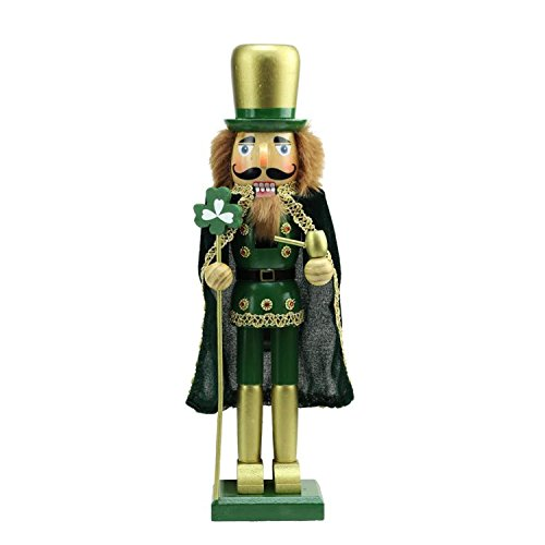 Luck of the Irish Nutcracker