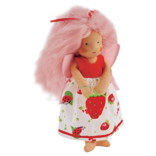 Waldorf Strawberry Elf - Buy Waldorf Strawberry Elf - Purchase Waldorf Strawberry Elf (Kathe Kruse, Toys & Games,Categories,Dolls)