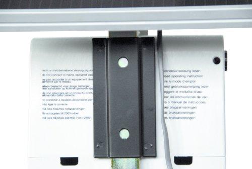 Artikelbild: Aufnahme (mit schwe. Pulverbeschichtung) zur Montage an farmer A 1000/3000