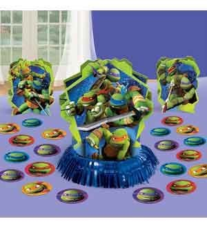 TMNT Teenage Mutant Ninja Turtles Table [2 Retail Unit(s) Pack] - 281194
