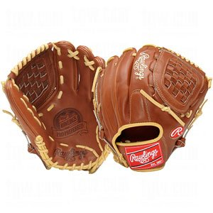 Rawlings Pro Preferred 12-inch Infield Baseball Glove (PROS20BR)