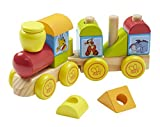 Disney Baby Winnie the Pooh Wooden Stacking Train, Model: 5757