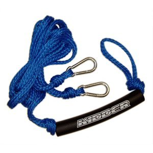 Full Throttle 9' Kidder Ski Rope Bridle - 2500# Tensile - Blue