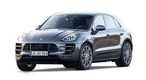 Bburago-15621077-Porsche-Macan-Farblich-sortiert