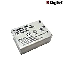 Digitek NB-7L Camera Battery