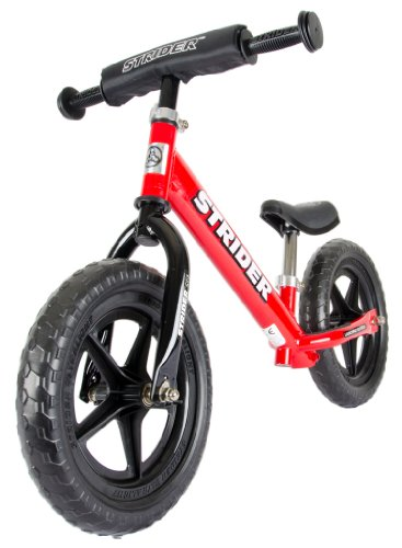 Strider ST-3 PREbike (Red)
