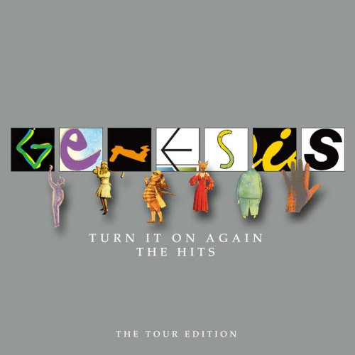 Genesis - Turn It On Again: The Hits: The Tour Edition - Zortam Music