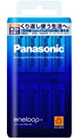Panasonic eneloop 単3形充電池 8本パック スタンダードモデル BK-3MCC/8