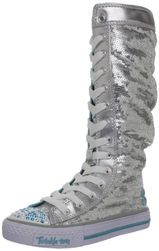 Skechers Kids Shuffles-Electric Dreams Boot (Little Kid Big Kid) Amazon  Price   69.95 Buy Now (price as of Sep 27 b5f173a85