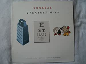 SQUEEZE Greatest Hits LP