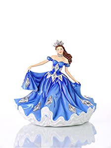 The English Ladies Co Sapphire Waltz Figurine/doll