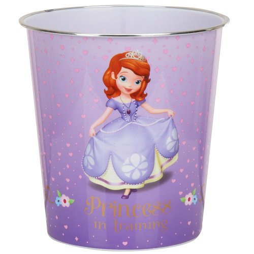 Sofia the First Princess in Training Wastebasket - 1